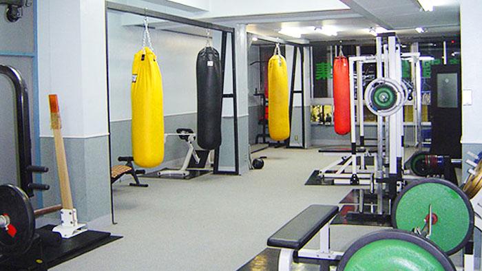 大阪のキックボクシングの誠至会の館内紹介6