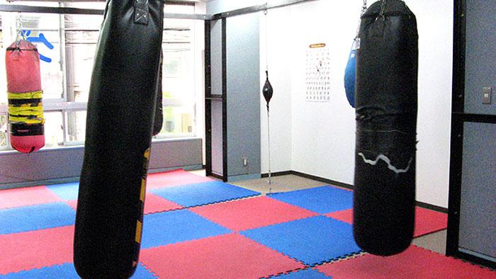 大阪のキックボクシングの誠至会の館内紹介5