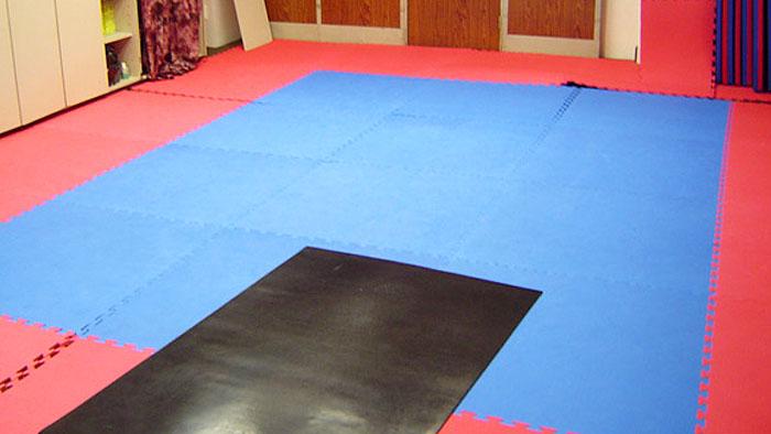 大阪のキックボクシングの誠至会の館内紹介4